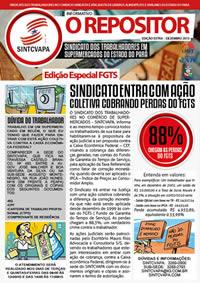 Informativo O Repositor Edição Especial FGTS