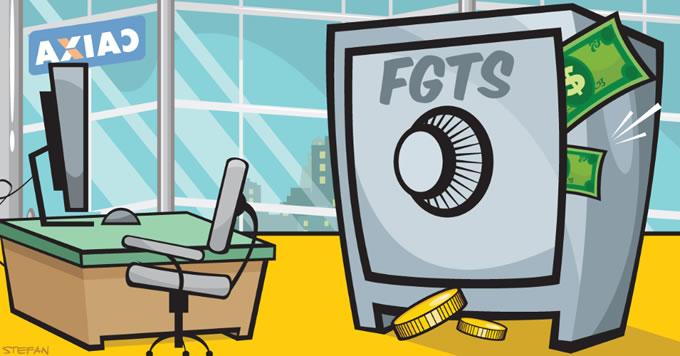 Sindicato entra com a ação coletiva cobrando perdas do FGTS
