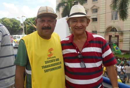 Nota de falecimento do Sindicalista José Ribamar dos Santos