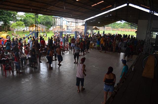 SINTCVAPA realiza Festa do Trabalhador
