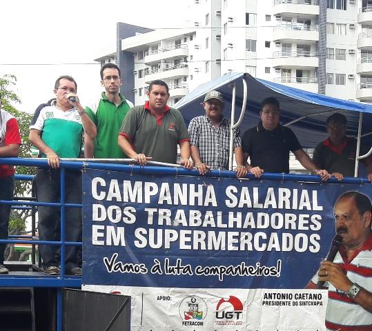 Sindicato dá inicio a campanha salarial 2016
